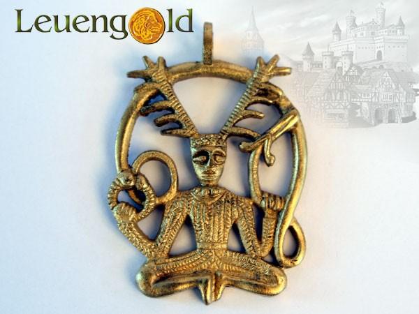 Keltisches Cernunnos Amulett von GDFB