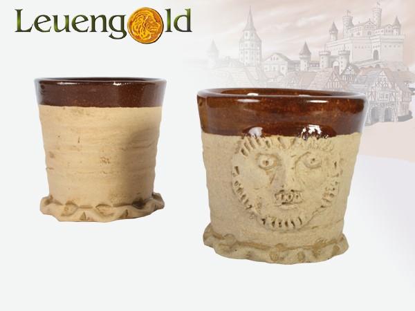 Seelenbecher aus Keramik