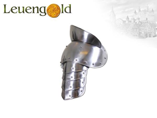 Metallschultern mit Klingenbrechern