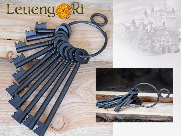 Schlüsselbund mit Schlüsseln