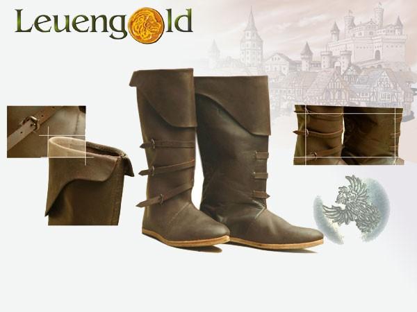 GDFB Mid-Calf-Boots