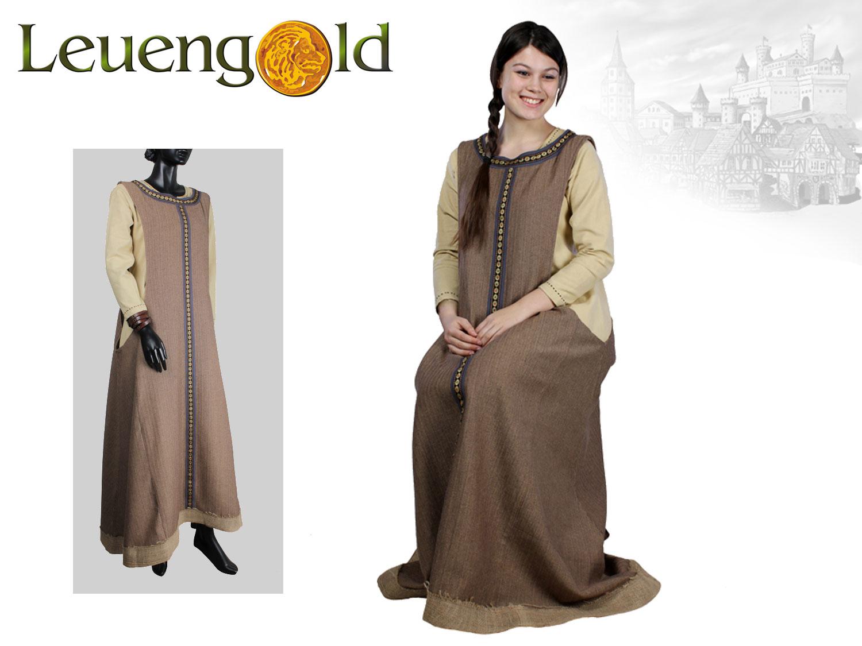 damenkleidung | mittelalter kleidung | leuengold