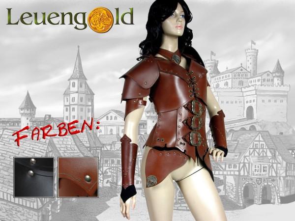 Umbra Armor Frauen-Lederrüstung