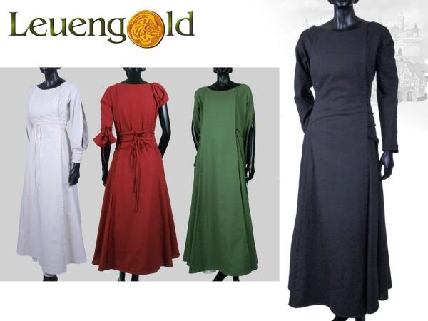 Kleid mit Ärmelschnürung von epic