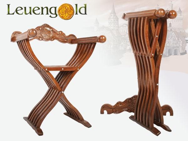 Leuengold Scherenstuhl, klappbar